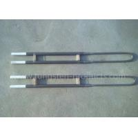 China 1800 1700 Molybdenum Heating Elements MoSi U / L / W Shape Electric Furnace on sale