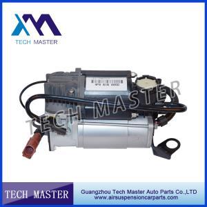 China Audi Car Parts Air Suspension Compressor For Audi A6 C6 Air Ride System wholesale
