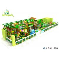 Pre - School Colorful Kids Inside Playground Fun Place 15.86 * 7.32  * 8M