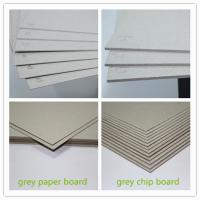 China chipboard cutting machine for raw chipboard grey waterproof chipboard paper on sale