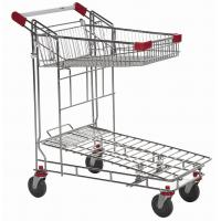 China Airport Cargo Trolley Supermarket Shopping Carts wholesale