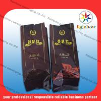 China Customized side gusset tea bags packaging with glossy printing wholesale