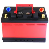 China Red And Black Lifepo4 Battery Cells / Lithium Phosphate Car Battery CE FC RoHS wholesale