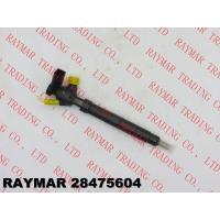 Buy cheap DELPHI Genuine common rail fuel injector 28475604, 28565337 for VW 2.0L EURO 6 04L130277AP from wholesalers
