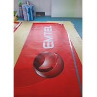 China Roll Up Retractable Display Banners For Trade Shows Injet / Digital Printing wholesale