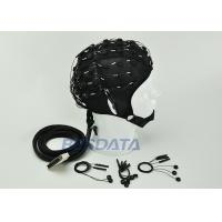 China NEUROSCAN Compatible EEG Cap For Comfortable Precise EEG Measurement wholesale