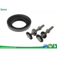 China Toilet Tank To Bowl Kit , 3 Inch Toilet Bolts And Doughnut Toilet Rubber Gasket wholesale