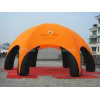 Quality 20ft Inflatable Dome Canopy Tent for sporting events for sale