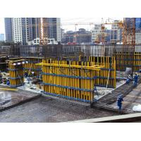 Waterproof Concrete Wall Formwork H20 Timber Beam Formwork For Building , 60KN/m2