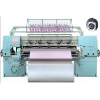 China Computerized Shuttle Quilting Machine , Multi Needle Sewing MachineFor Quilt on sale