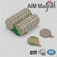 China Magnet with double side tape wholesale
