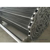Quality Fruit Industry Stainless Steel Wire Belt  High Speed Alkali Resisting ISO9001 for sale