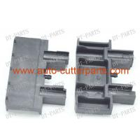 China Black Plastic Cutter Spare Parts Block Off Fixing Battens Conveyor To M55 Cutter Machine 129559 704679 wholesale