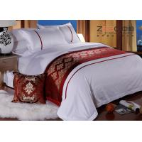 China Hospital Home School Hotel Bed Linen King / Queen / Full Size Acceptable wholesale