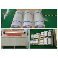 China RCC Red HTE Copper Foil Polyimide Board Suit 12 Mic SGS / RoHS Approval wholesale
