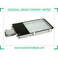China 10000 Lumen Outdoor LED Street Lights 550x250x60mm Dimension For Railway Station wholesale