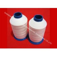 China High Tenacity Heat Resistant Sewing Thread Chemical Resistance For Dust Collector Bags wholesale