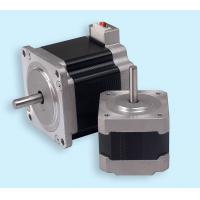 Quality Single shaft 1.8 and 0.9 degrees DC stepper motors for grill or oven with low noise for sale