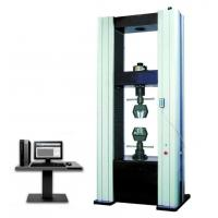 China 200KN Microcomputer Controlled Electronic Universal Testing Machine With 0.5 Precision Level on sale