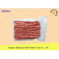 PA / PE Plastic Food Vacuum Bags for Packaging 16.5 x 22 cm 68 micron