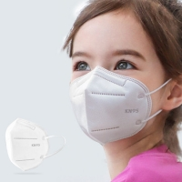 Buy cheap 5 Layers Protective Winter Earloop Anti Pollution Mask for Kids Child from wholesalers