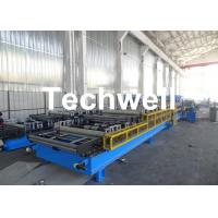 China Custom High Speed Double Layer Forming Machine For Roof And Wall Panel wholesale