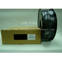 China Electronics industry conductive abs filament  3d printer consumables 1.75 / 3.00mm wholesale