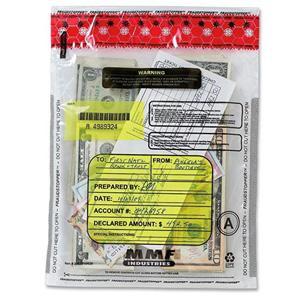 Tamper-Evident Deposit Bags