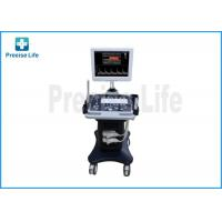 China PL-C200 Trolley Color Doppler Medical Ultrasound Machine with 15inch touch screen wholesale