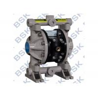 "China 0.5"" vacuum Polypropylene Air Driven Diaphragm Pump with Non leakage wholesale"