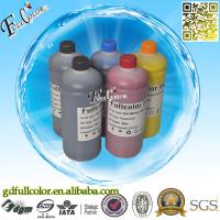 China Water Based Inkjet Compatible Printer Inks For Photo Poster Printing wholesale