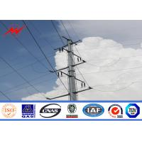 China Philippines 30 FT Polygonal Electric Telescoping Pole For Power Line 1mm - 30mm wholesale
