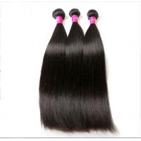 China Brazilian Straight Human Hair 1 Piece Hair Weave Bundles Non-Remy 100% Hair Extensions 8-28inch Can Order 3 Bu wholesale