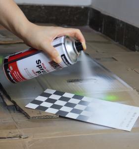 China 400ml Aerosol Spray Paints, White wholesale