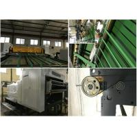 China Hob - Type Paper Roll To Sheet Cutting Machine 1700mm Cutting Width wholesale