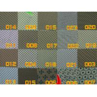 Quality far IR heating fabric tourmaline health care therapy fabric for protective for sale