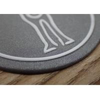 China Fashion Design Symphony Custom Fashion Logo High Frequency Embossed Soft TPU Patch for Shoes and Hats wholesale