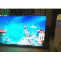 Buy cheap RGB Stage Background Screen , Led Video Screen Rental 2500 Nits 3 Years Warranty from wholesalers