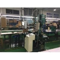 China High Accuracy Rigid Box Making Machine Excellent Brake Protection With Alarm Function wholesale