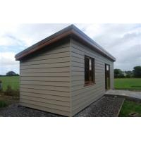 China Steel Material Customized Simple Design  Movable House wholesale