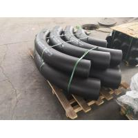 China Rust Proof Black Oil Surface Stainless Steel Seamless Pipe ASTM A234 ASTM A420 on sale