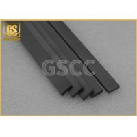 China Non Ferrous Metals Tungsten Carbide Square Bar / Tungsten Bar Stock 14.95 G / Cm³ on sale