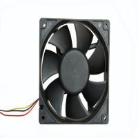China Powerful Portable Ventilation Fans DC 12V 24V 48V 4000RPM 120mm Pwm Case Axial Cooling wholesale