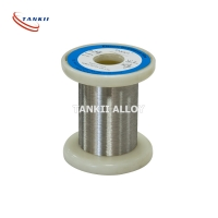 China Electric Resistance Heating Round/Flat Wire Nicr Alloy Ni60cr23 Used In Electric Industry wholesale