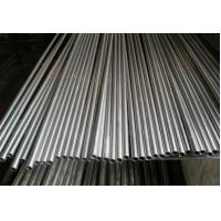 China SB444 Inconel601 Round / Square Steel Tubing , Cr - Ni - Fe Nickel Alloy Tube wholesale