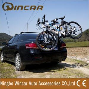 Quality Car Removable Rear Bike Carrier Universal Car Trailer Black 35KG for sale