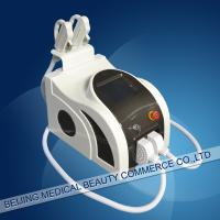 China SHR Ipl Hair Removal Machines Effective And Painless , Two System In One wholesale