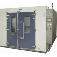 China 43.3 Cubic Customized Programmable Walk-in Environmental Test Chamber wholesale