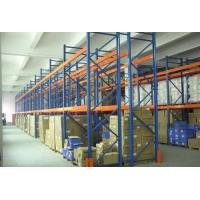 China Adjustable Heavy Duty Storage Rack Easy To Assemble And Dismantle SPCC Material wholesale