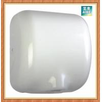 China New RoHS Certificate Most Popular Eco Friendly Automatic ABS Body Single High Speed Jet Air Blade Hand Dryer for Toilet (AK2800S) wholesale